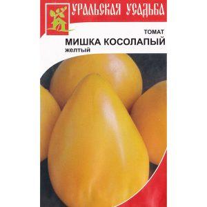 """Томат """"Мишка Косолапый желтый"""""""