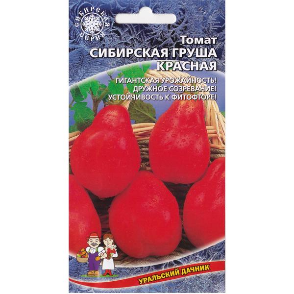 """Томат """"Сибирская Груша Красная"""""""