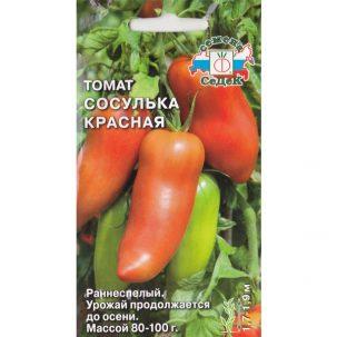 """Томат """"Сосулька Красная"""""""