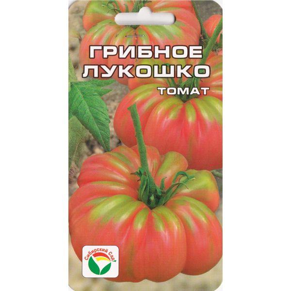 Томат Грибное лукошко