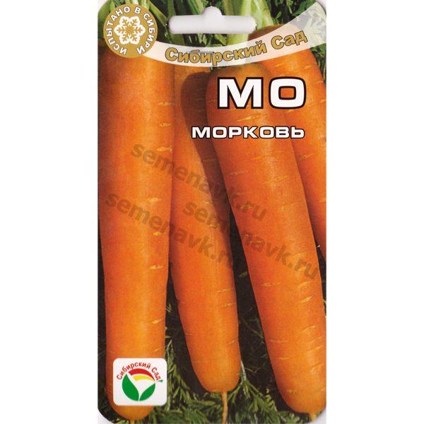 "Морковь ""МО"""