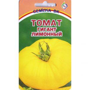 Томат Гигант лимонный