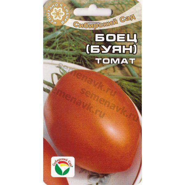 томат боец