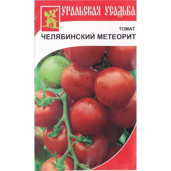 томат челябинский метеорит