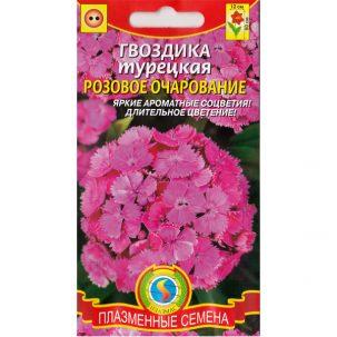 гвоздика турецкая розовое очарование