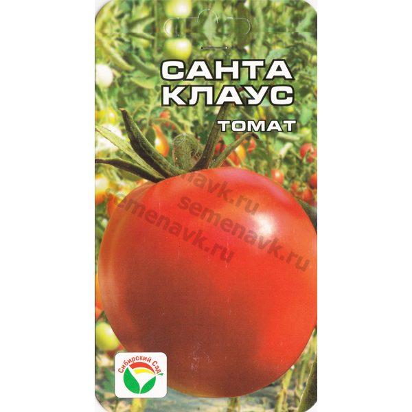 томат санта клаус