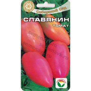 томат славянин