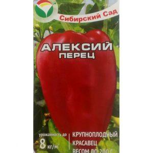 перец алексий