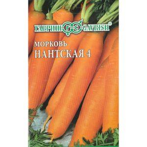 морковь нантска 4