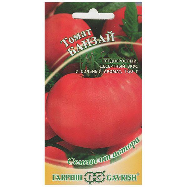 томат банзай