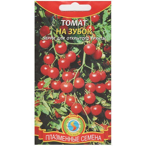 томат на зубок