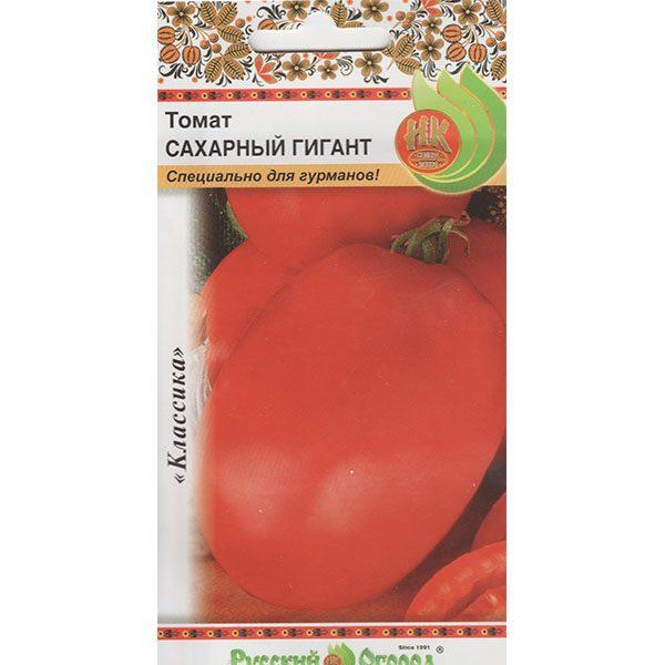 томат сахарный гигант